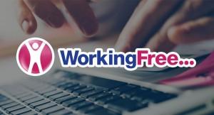 Working Free Web Banner